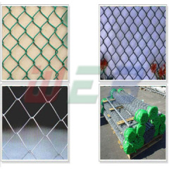 chain link fence for fencing
