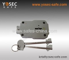 Safe mechanical cobination lock