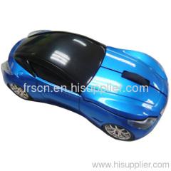 LED car shape mini optical gift mouse