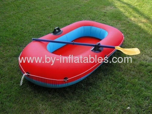 PVC inflatable kid boat
