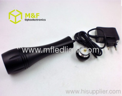 powerful rechargeable cree led torch light cree q5