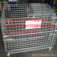 wire container/steel container/wire cage