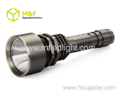 High PowerRechargeable surefire tactical flashlight