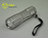 1W/3W White LED high power mini aluminum flashlight