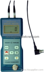 digital ultrasonic thickness tester