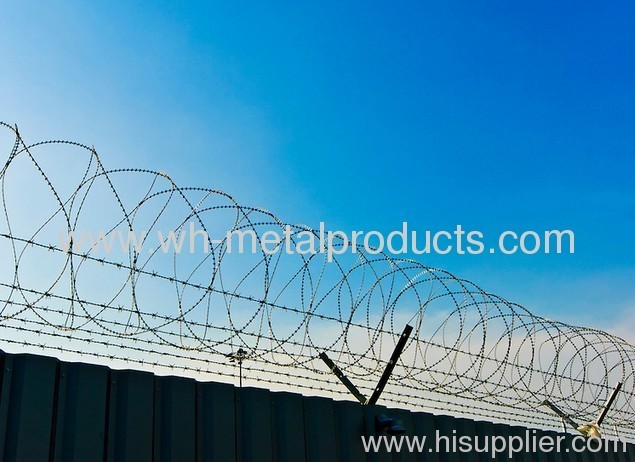 razor barbed wire blade type and Parameter