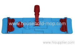Plastic flate mop frame head refill