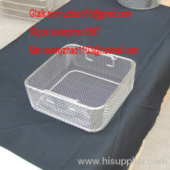 medical wire bsket/ disinfection basket