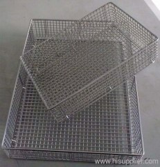 Medical Disinfection basket/Metal basket