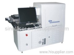 Laser Wire Stripping Machine for large gauge wires