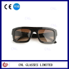 Men Rectangular Lens Frame Eyewear Sunglasses