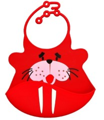 Newest silicone baby bibs for wholesale bibs