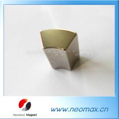 Arc Shaped NdFeB Magnet
