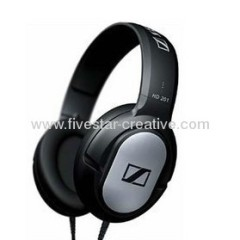 Sennheiser HD201 DJ-Studio Headphones