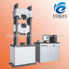 WE 1000P hydraulic universal testing machine