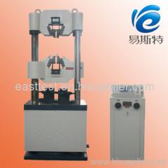 hydraulic universal testing machinery
