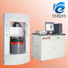 Servo compression testing machine