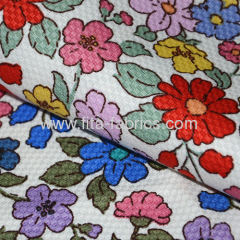 pique fabric for breathable cushion fabric
