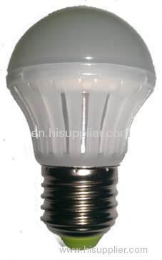 ceramics radiator mcob led bulb 2.5w led lamp bulb