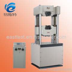 WES LCD UNIVERSAL TESTING MACHINE (6 COLUMNS)