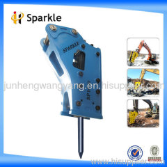 Sparkle hydraulic rock breakers manufacturer from China