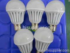 7W led bulb r60 e27 7w mcob led lamp bulb