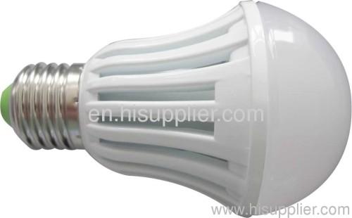 9W plasict housing led bulb r60 e27 mcob led lamp
