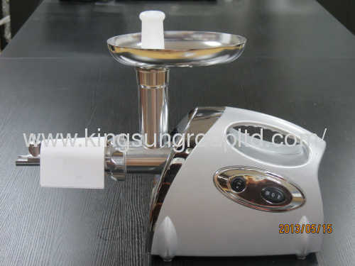 meat grinders stainless steel