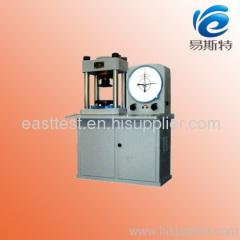 pressure/ Compresssion testing machine