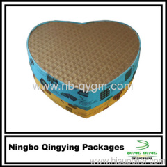 Heart-shaped Gift Paper Boxes