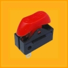 rocker switch for electric hair drier