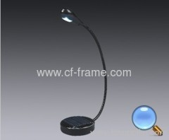 solar led table reading lamp