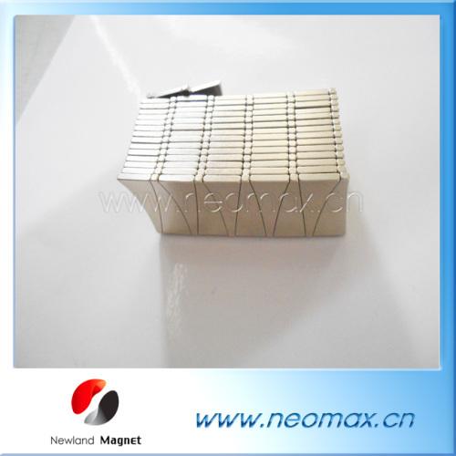 arc neodymium magnet shaped