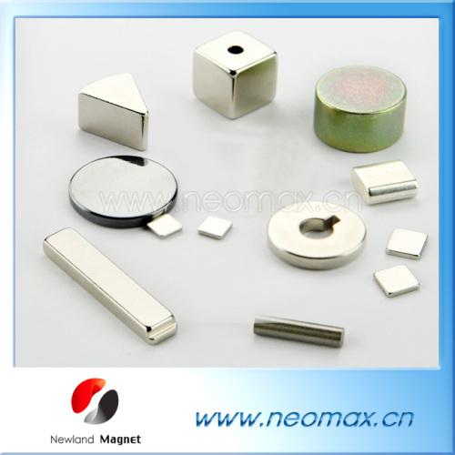 Ningbo permanent neodymium magnets
