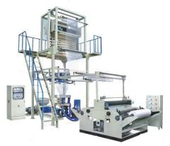 plastic Film Blown machine;blowing bag machine;blown film machine