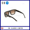 Men Rectangular Frame Eyewear Sunglasses