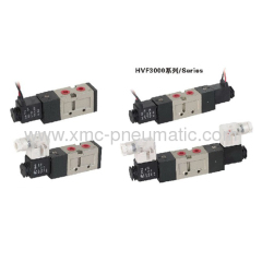 Two-position Five-way Solenoid Valve