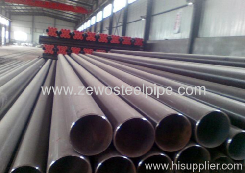 ASTM A106/A53/API5L Carbon Seamless Steel Pipe