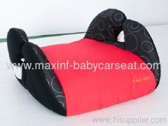V6C full cover backless booster seats