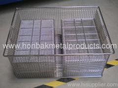 Stainless steel 304 wire basket