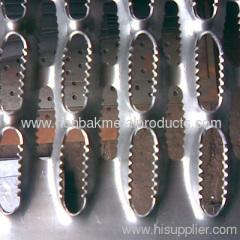 durable safety tread/antiskid plate