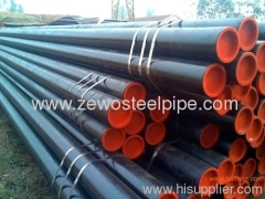 API5L A106B Seamless Steel Pipe