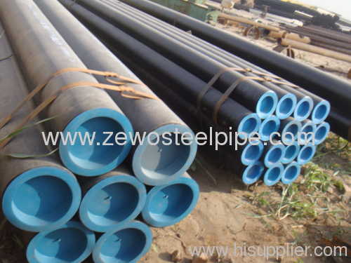 ASTM Carbon Seamless Steel Pipe