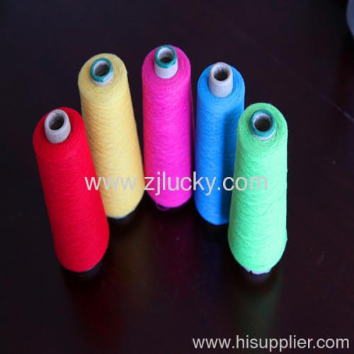 regenerated cotton yarn nice color