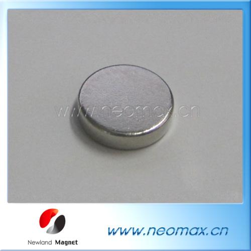 Thin NdFeB Magnet Disc