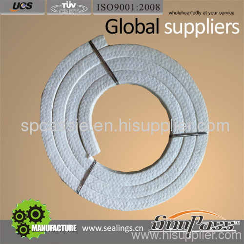 braided manlid seal PTFE
