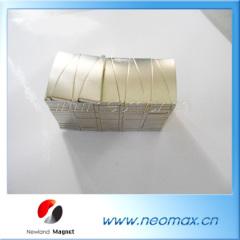 N52 arc neodymium magnet
