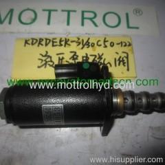 Main Pump Solenoid Valve YN35V00041F1