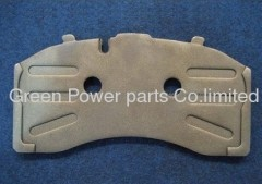 auto back steel Brake Plate