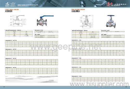 Russian standard GOST gate valve 30ch6br
